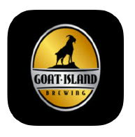 Goat Island Brewing App Icon