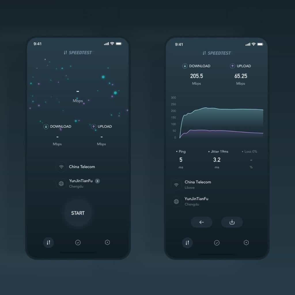 App design by likeve68